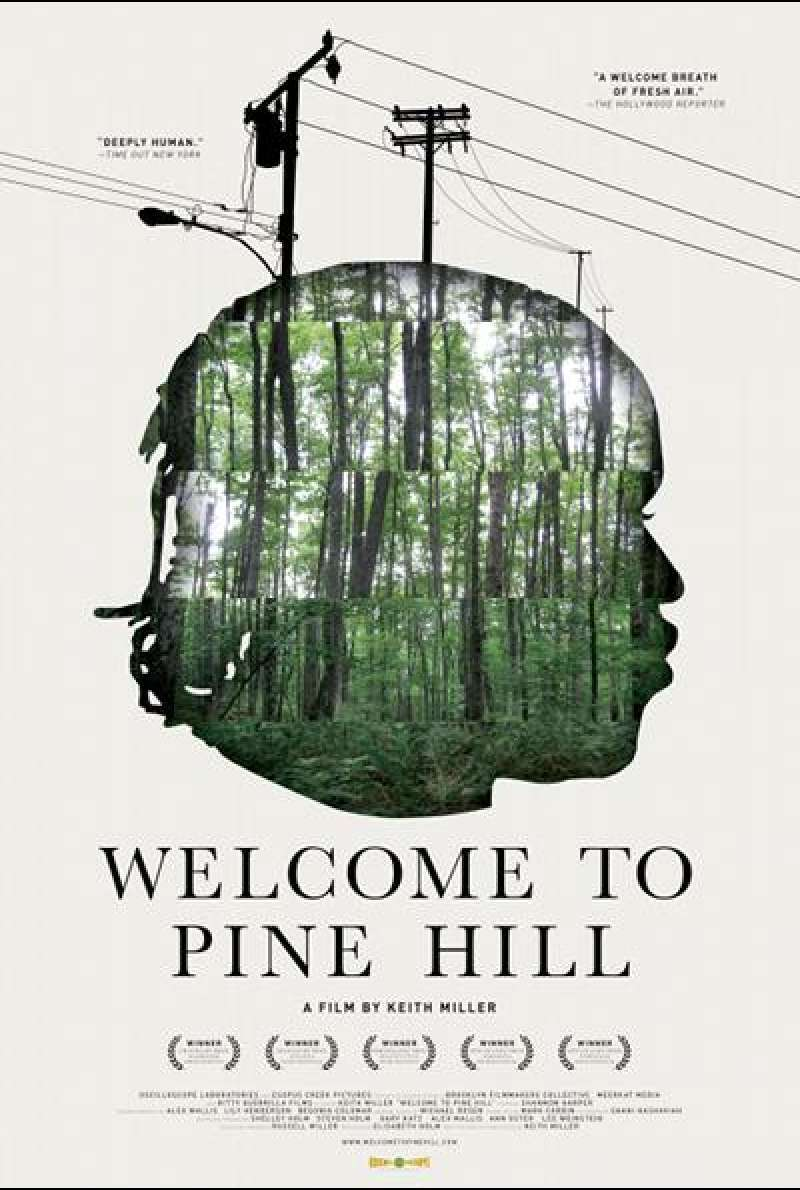 Welcome to Pine Hill - Filmplakat (US)