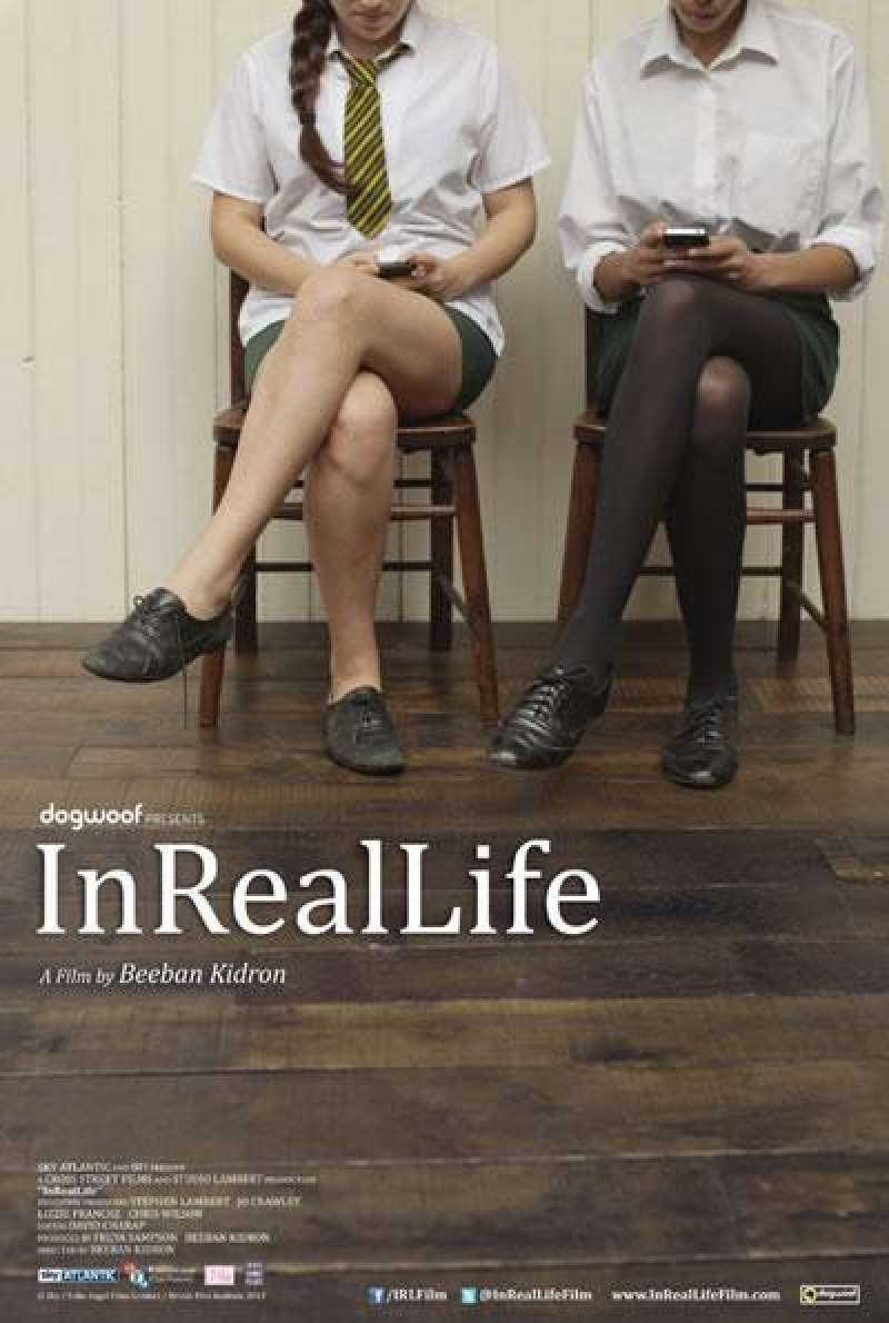 InRealLife - Filmplakat (UK)