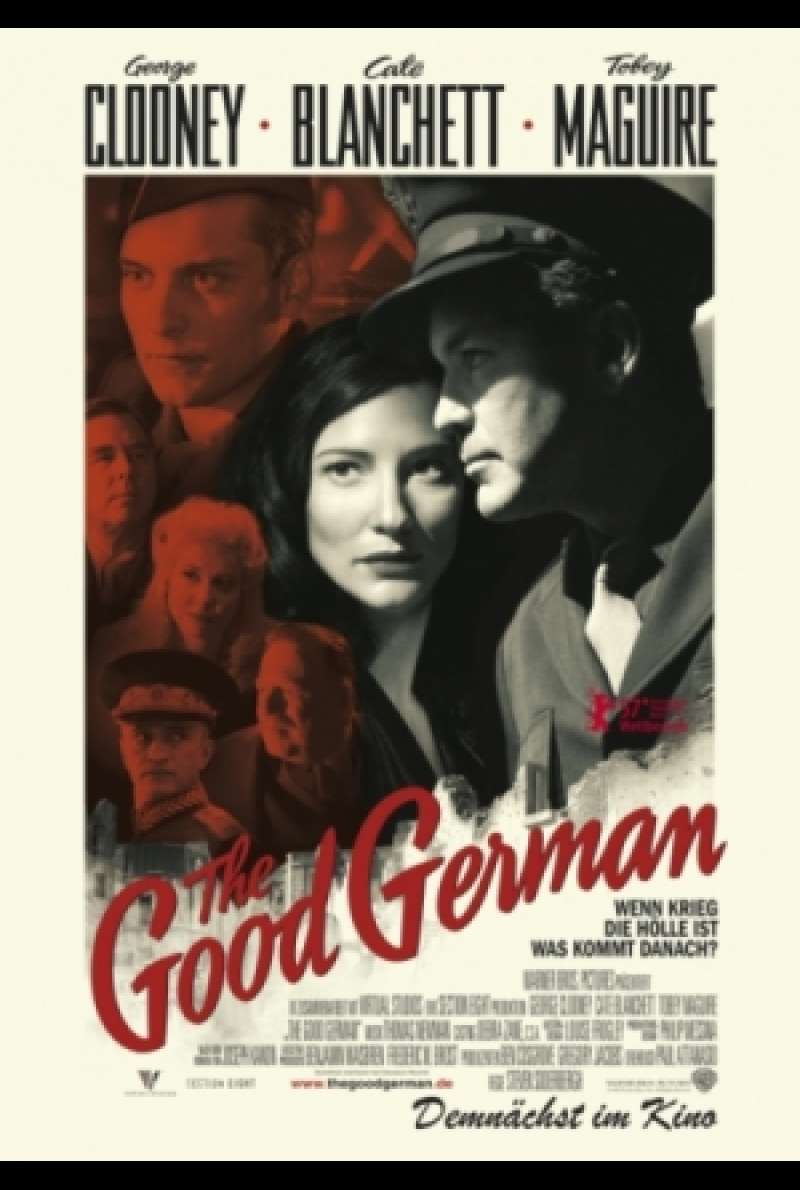 The Good German - Filmplakat