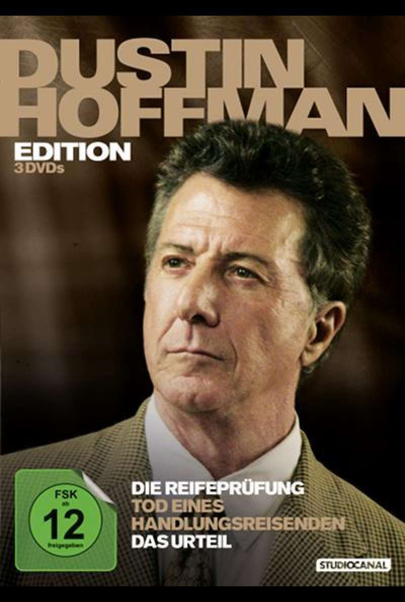 Dustin Hoffman Edition - DVD-Cover