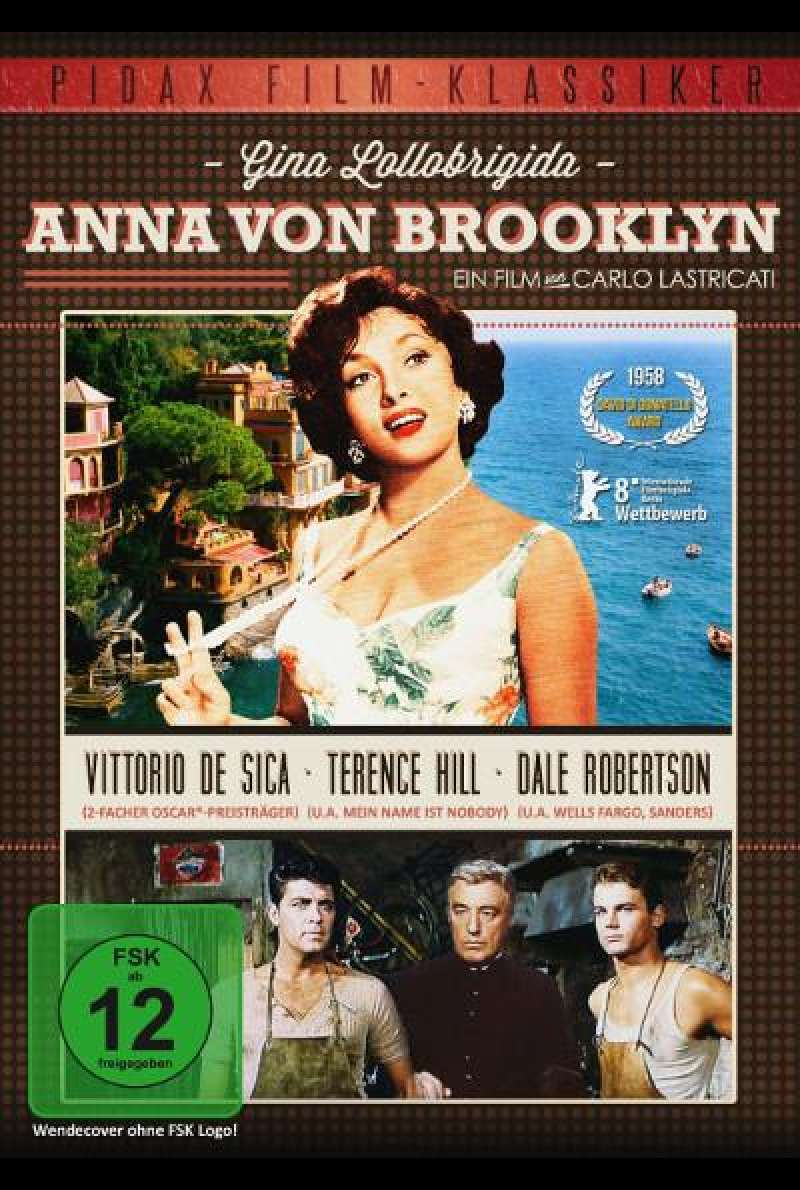Anna von Brooklyn - DVD-Cover