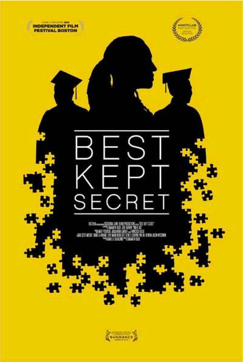 Best Kept Secret - Filmplakat (US)