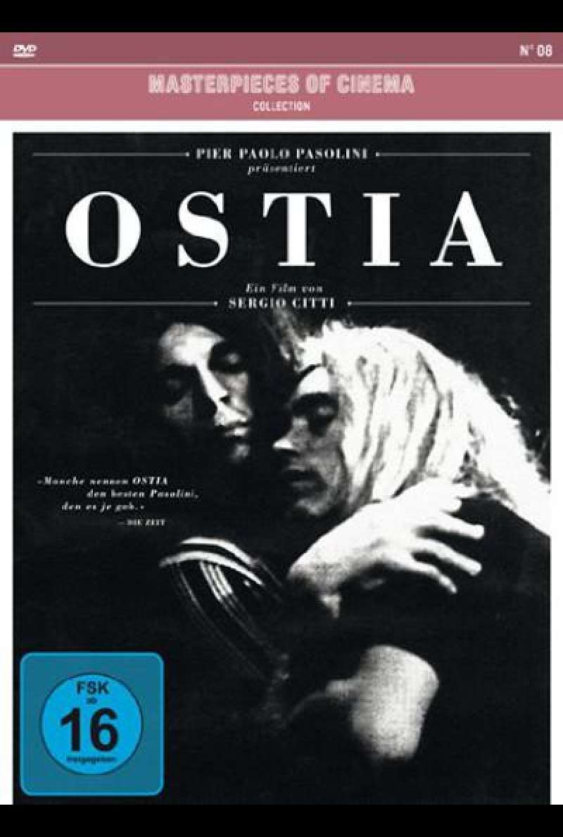 Ostia - DVD-Cover