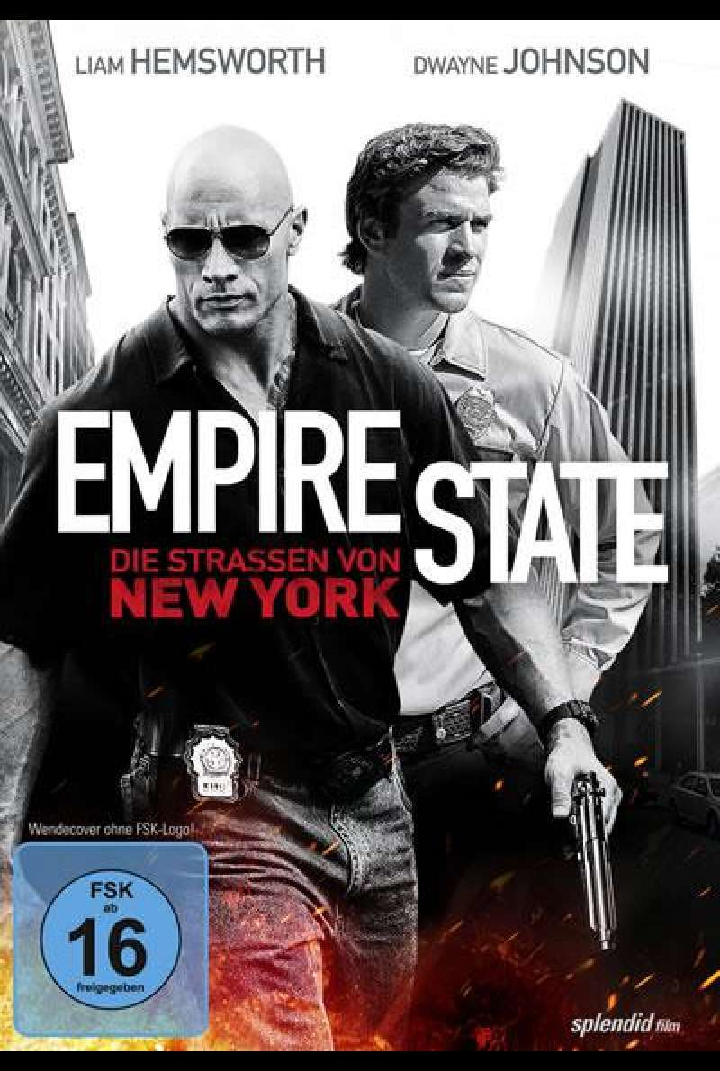 Empire State -DVD-Cover
