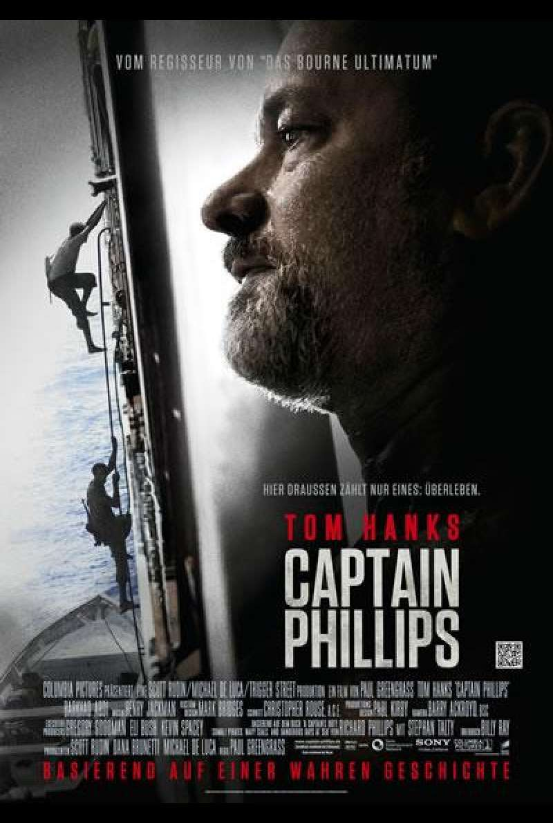 Captain Phillips - Filmplakat
