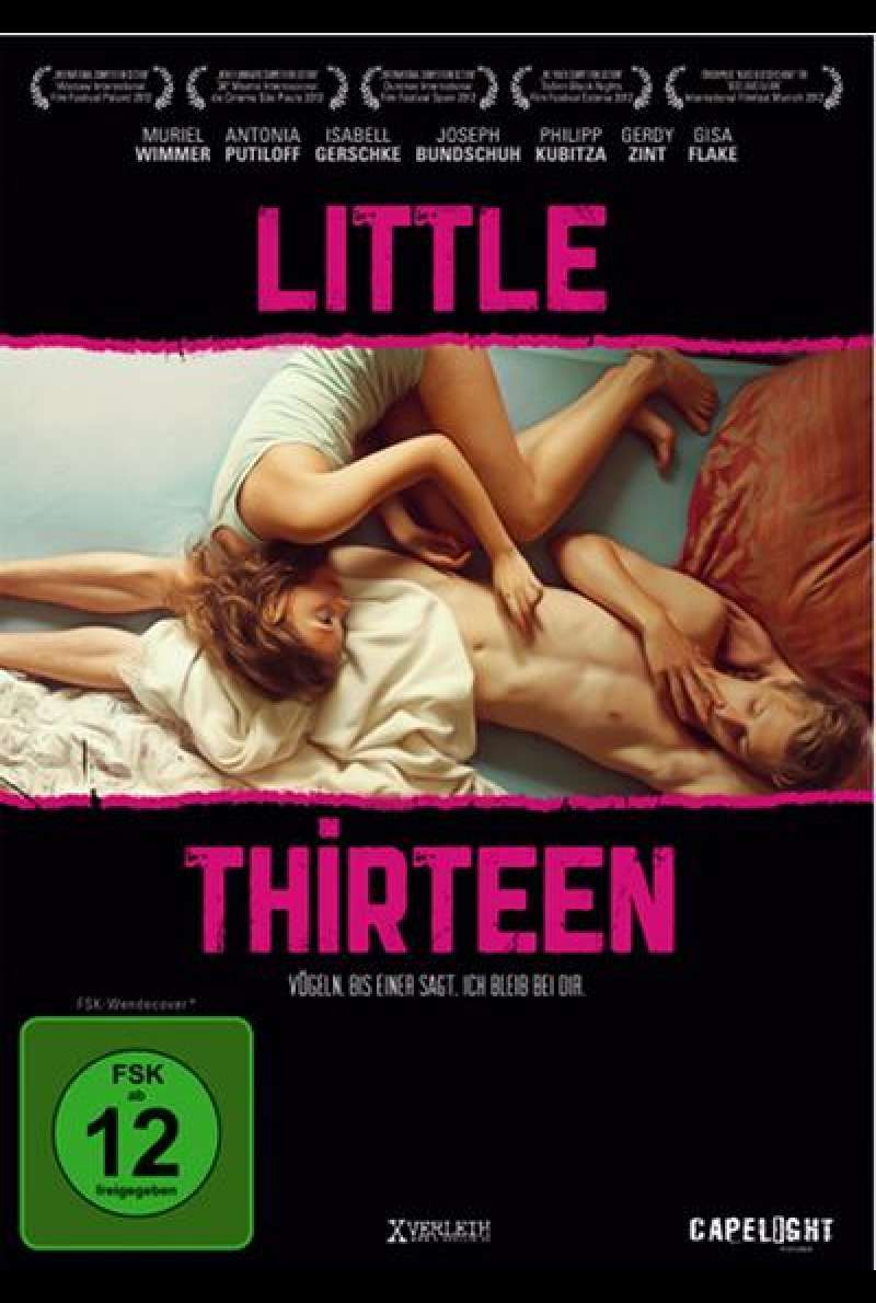 Little Thirteen - DVD-Cover