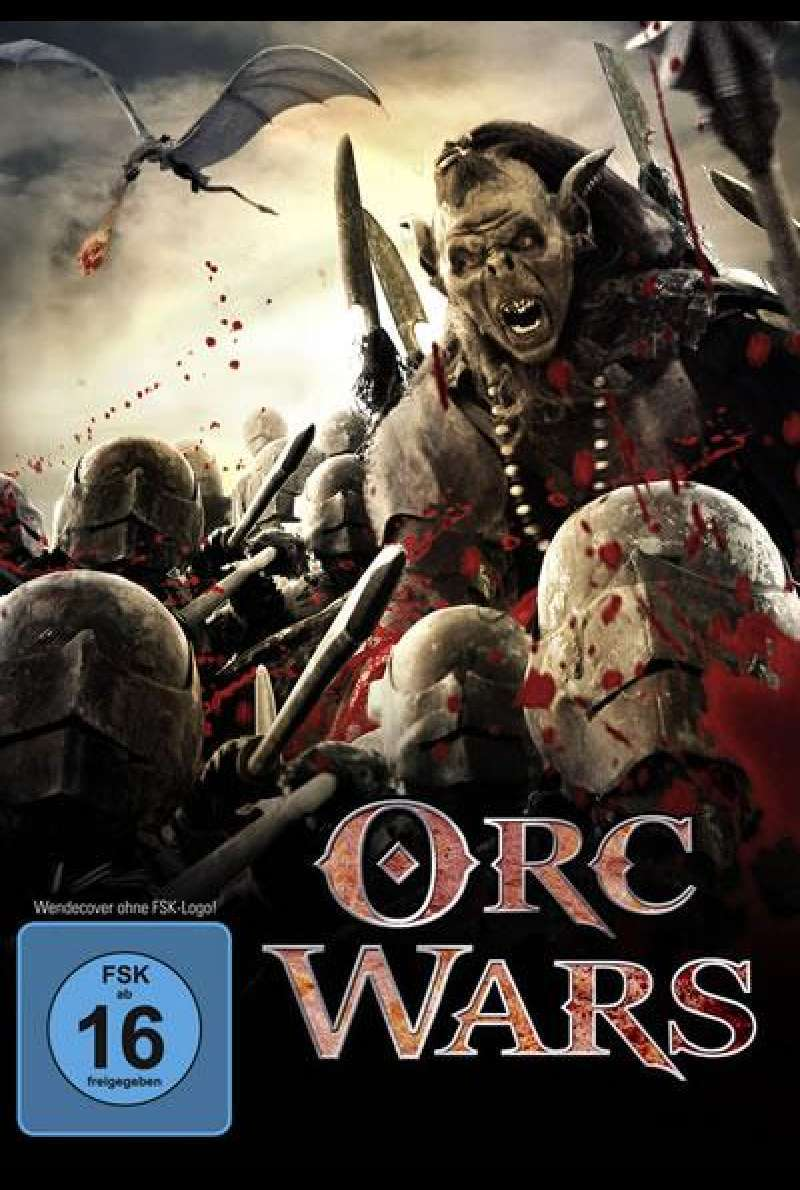 Orc Wars - DVD-Cover