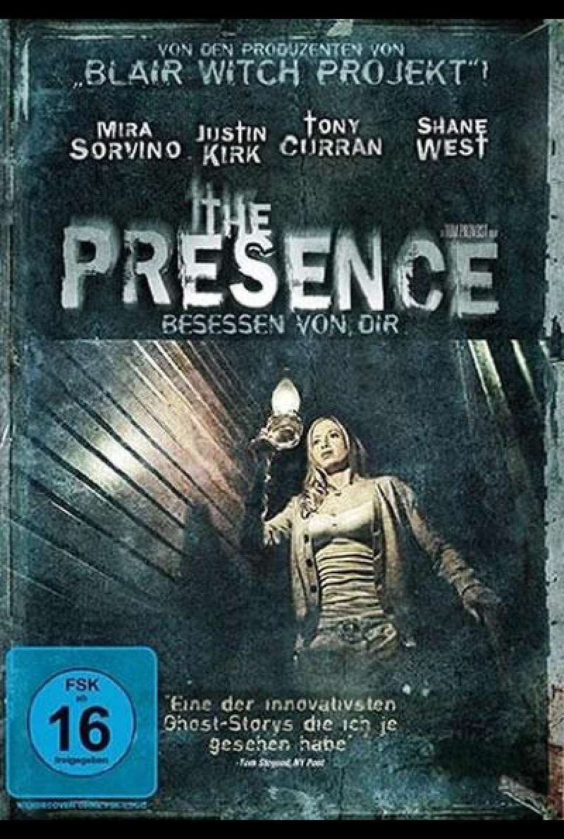 The Presence - DVD-Cover