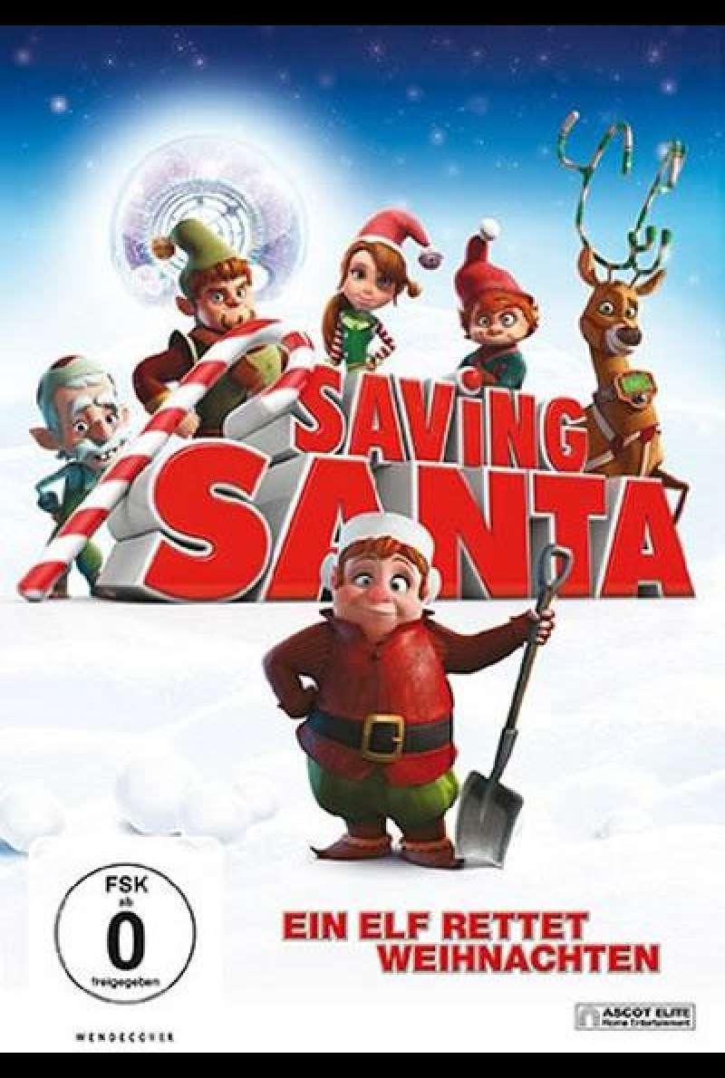Saving Santa - Ein Elf rettet Weihnachten | Film, Trailer, Kritik