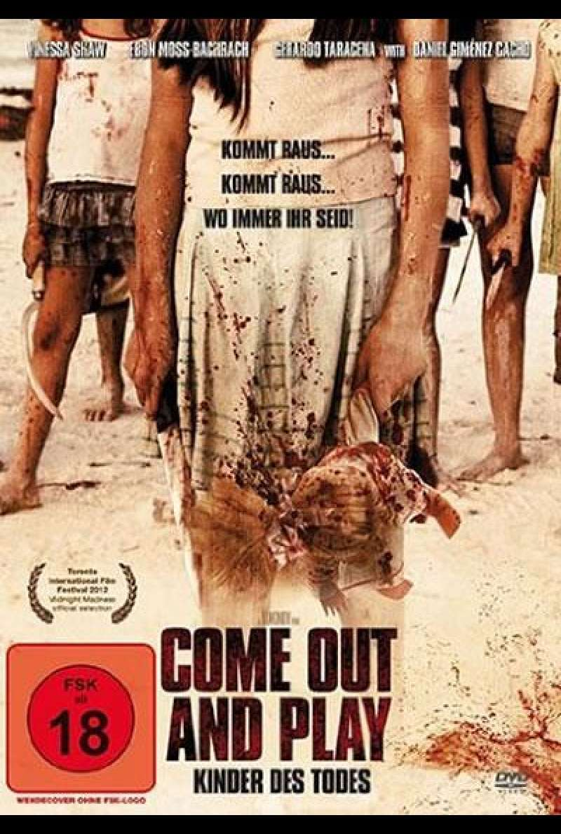 Come Out and Play - Kinder des Todes - DVD-Cover