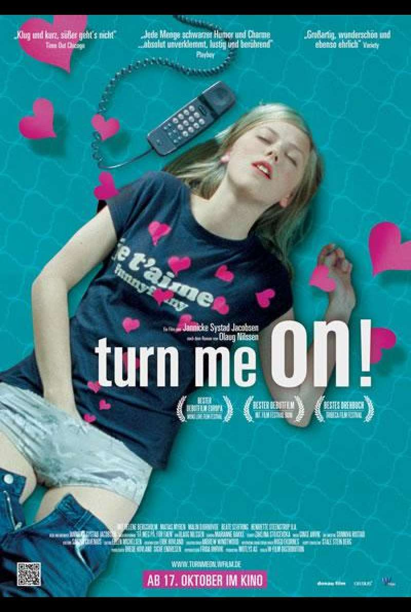 Turn Me On - Filmplakat