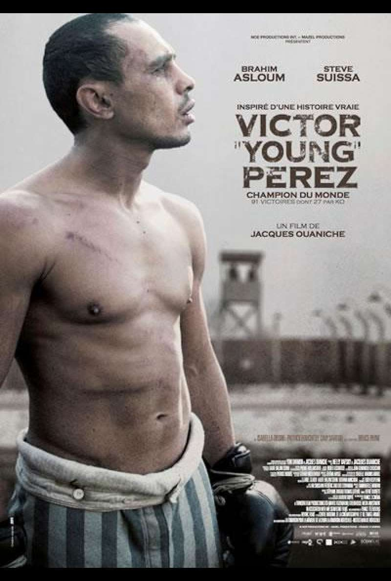 Victor Young Perez - Filmplakat (FR)