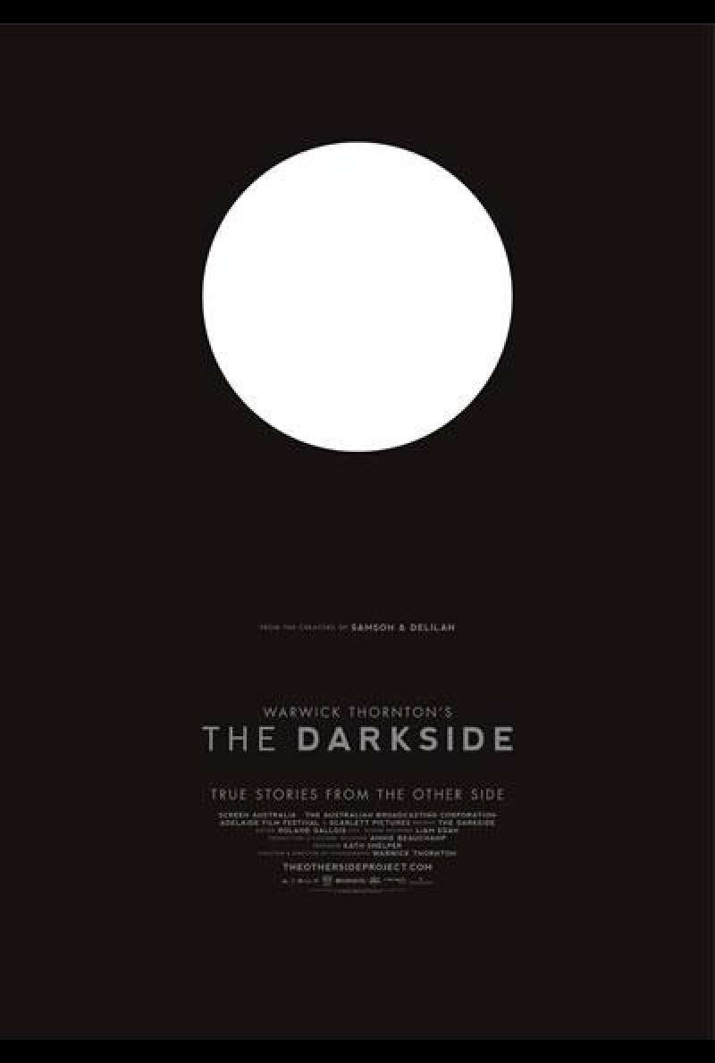 The Darkside - Filmplakat (AU)