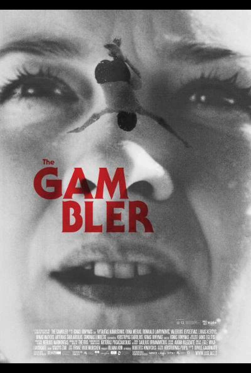 The Gambler - Filmplakat (INT)
