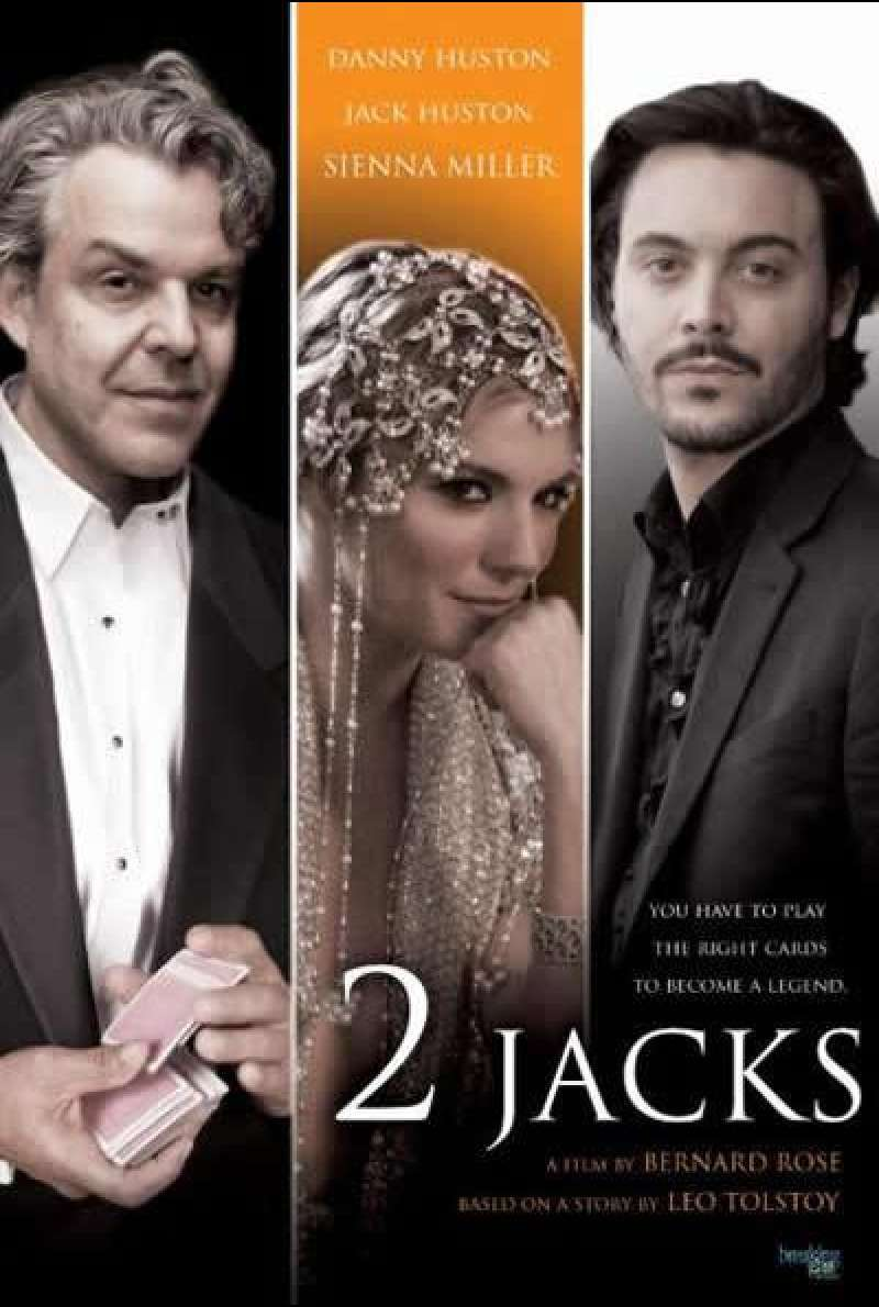 2 Jacks - Filmplakat (US)