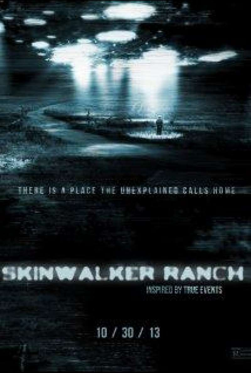 Skinwalker Ranch - Filmplakat (US)
