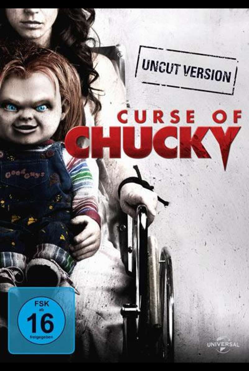 Curse of Chucky - DVD-Cover