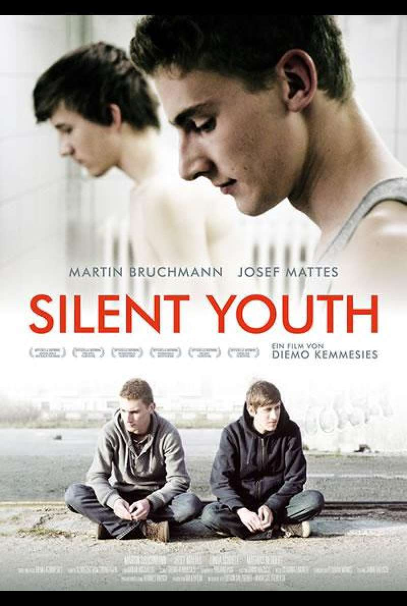 Silent Youth - Filmplakat