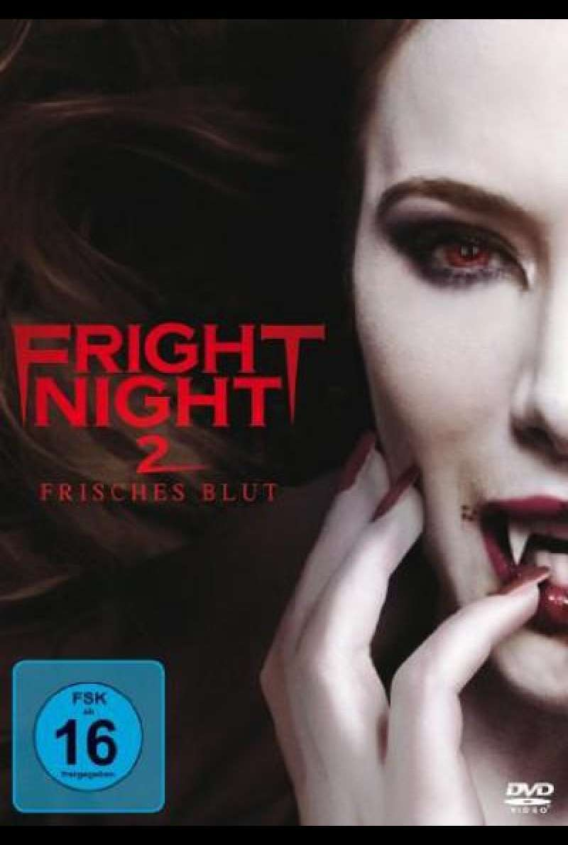 Fright NIght 2 - DVD-Cover