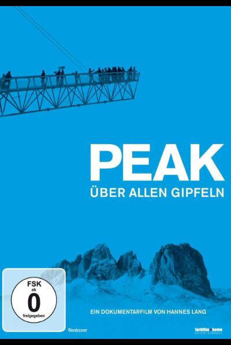 Peak - DVD-Cover