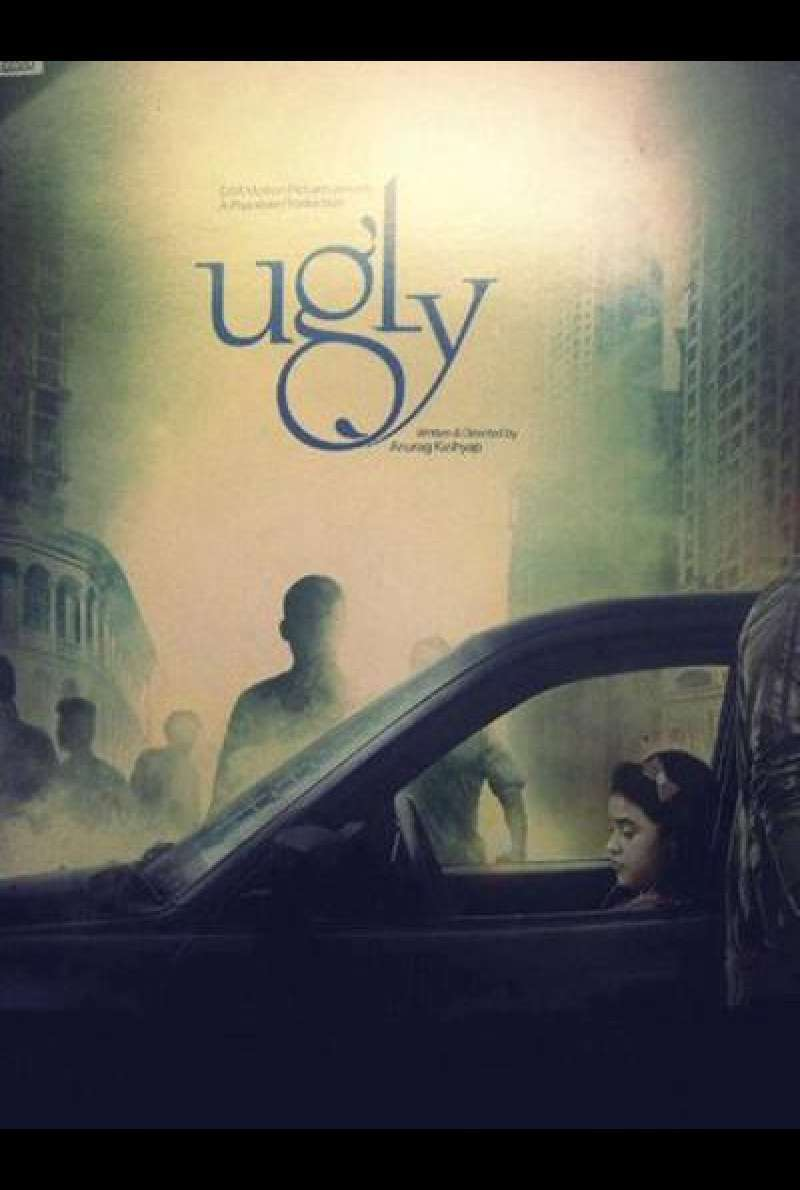Ugly - Filmplakat (INT)