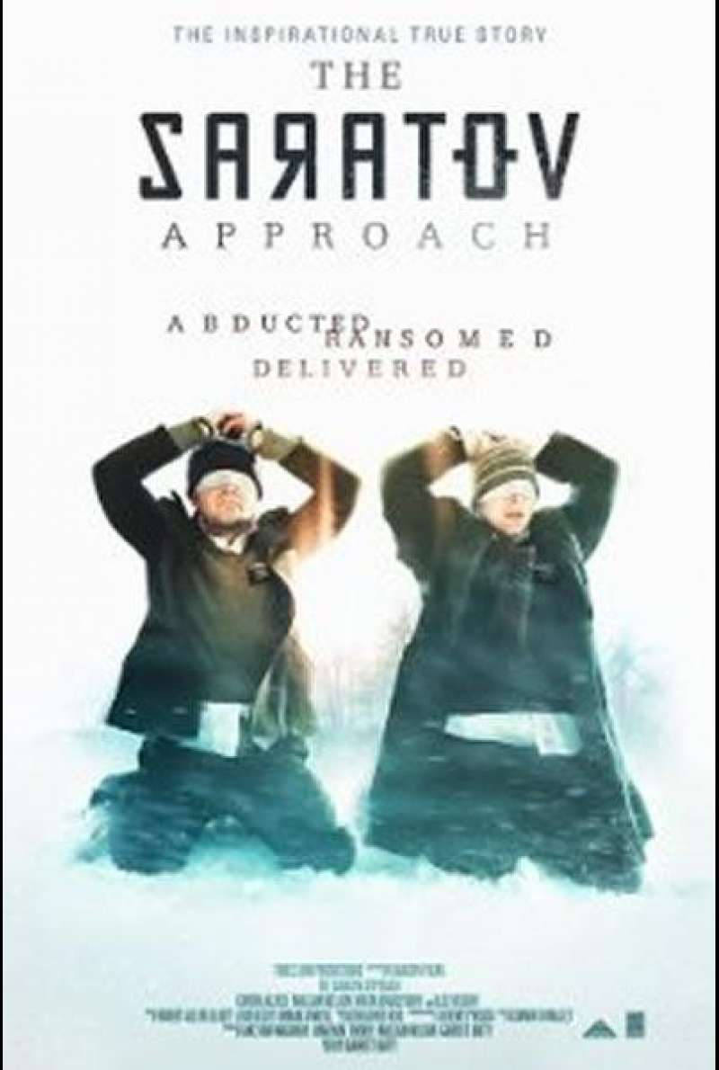 The Saratov Approach - Filmplakat (US)