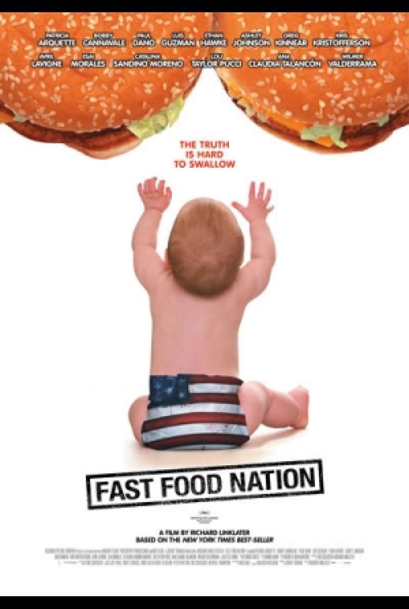Fast Food Nation - Filmplakat