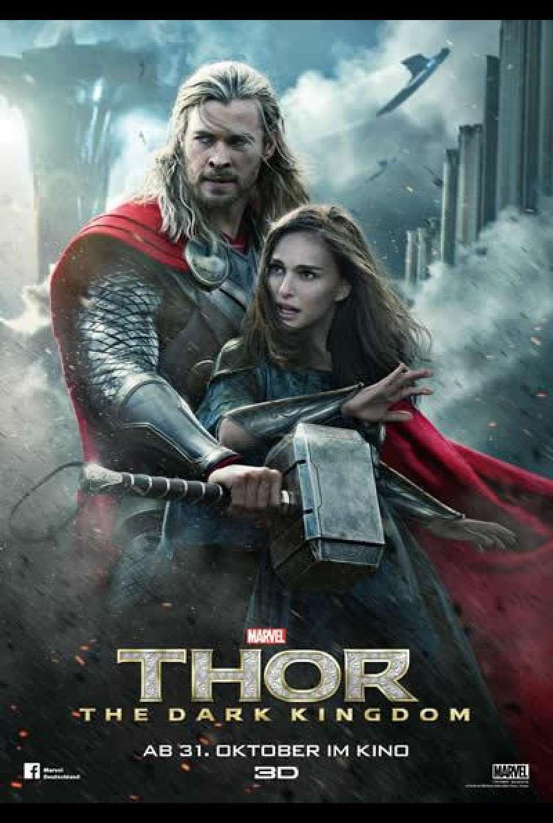 Thor - The Dark Kingdom - Filmplakat