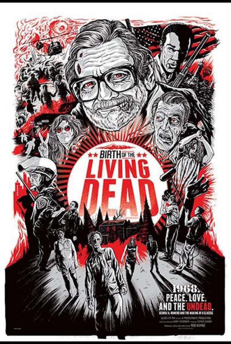 Birth of the Living Dead - Filmplakat (US)