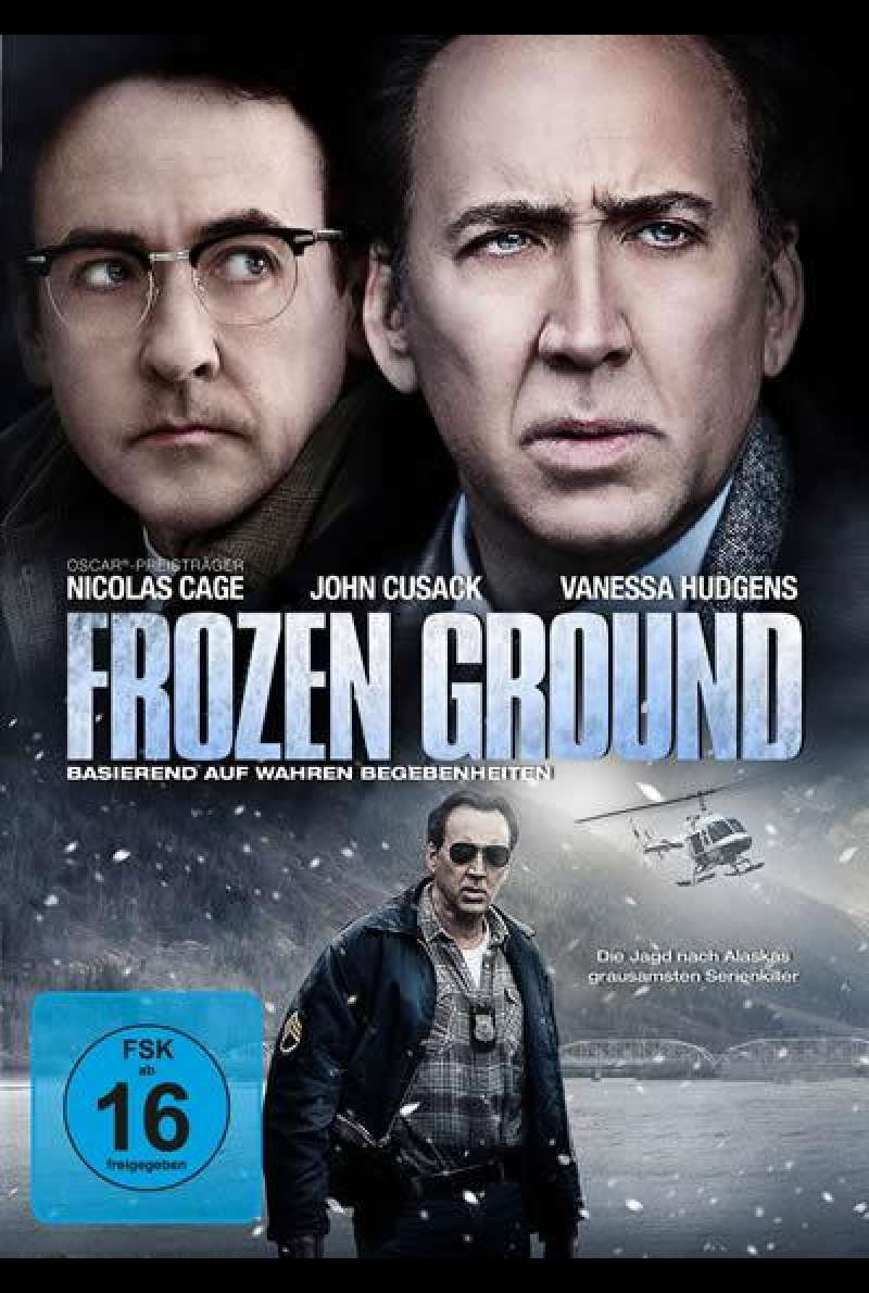 Frozen Ground - DVD-Cover