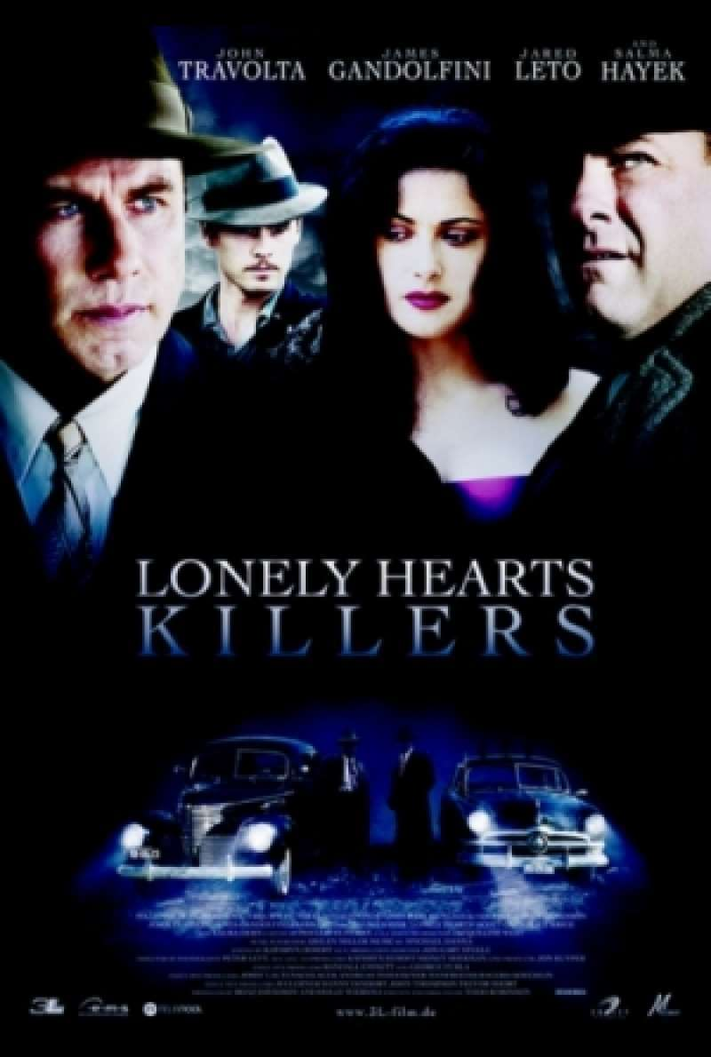 Lonely Hearts Killers - Filmplakat