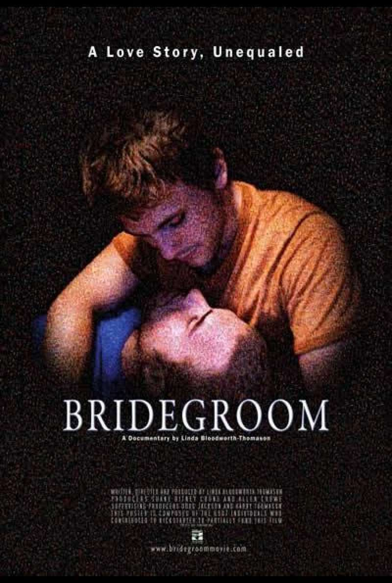 Bridegroom - Filmplakat (US)