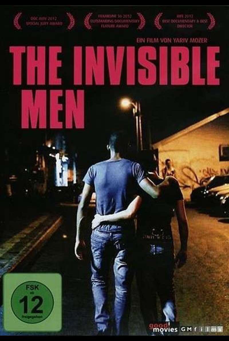 The Invisible Men - DVD-Cover