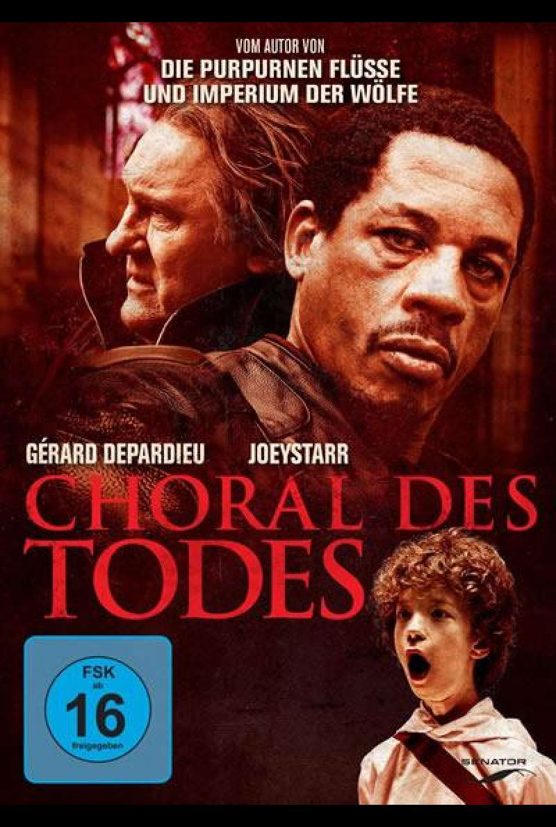 Choral des Todes - DVD-Cover