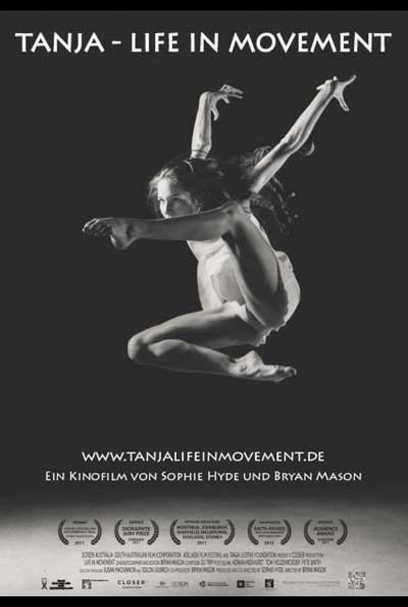 Tanja - Life in Movement - Filmplakat