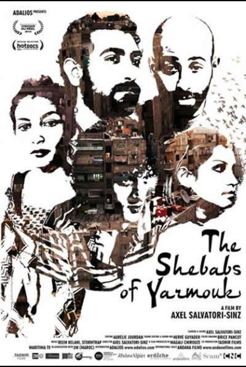 The Shebabs of Yarmouk - Filmplakat (FR)