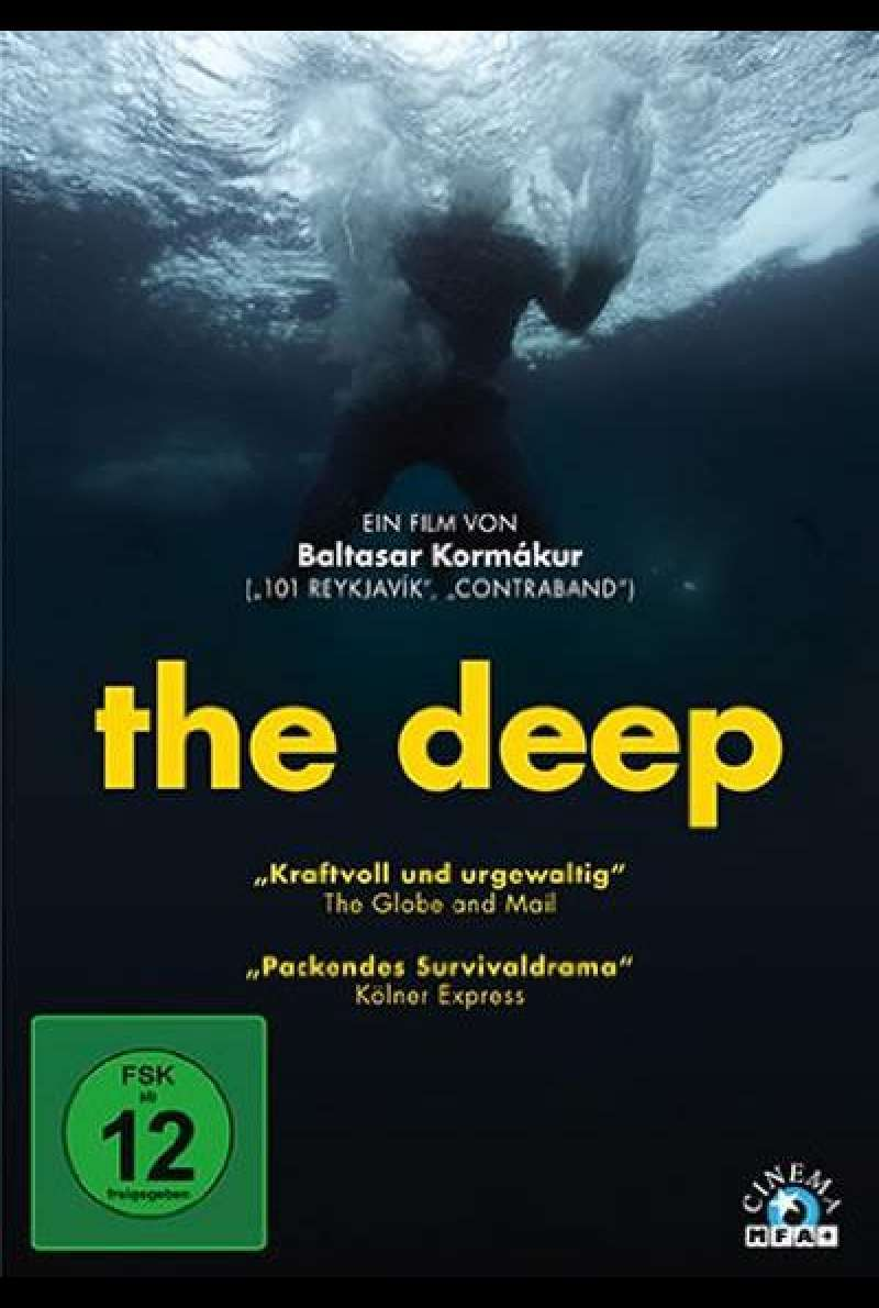 The Deep - DVD-Cover