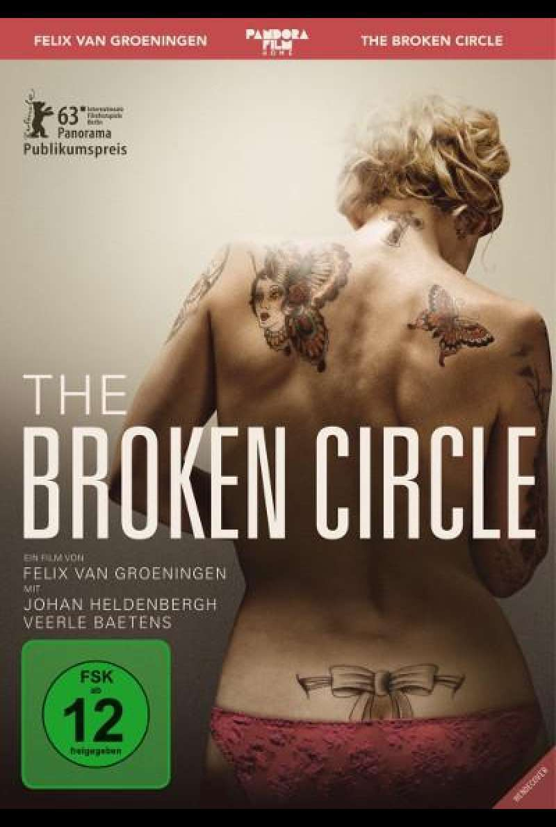 The Broken Circle - DVD-Cover