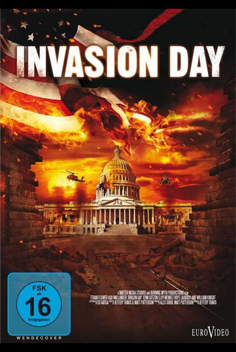 Invasion Day - DVD-Cover