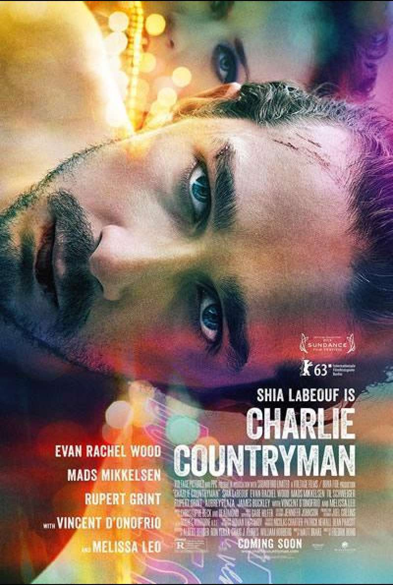 The Necessary Death of Charlie Countryman - Filmplakat (US)