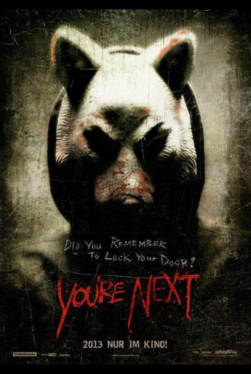 You're Next - Filmplakat