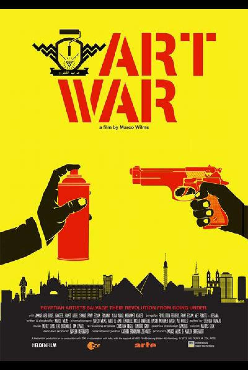 Art War - Filmplakat