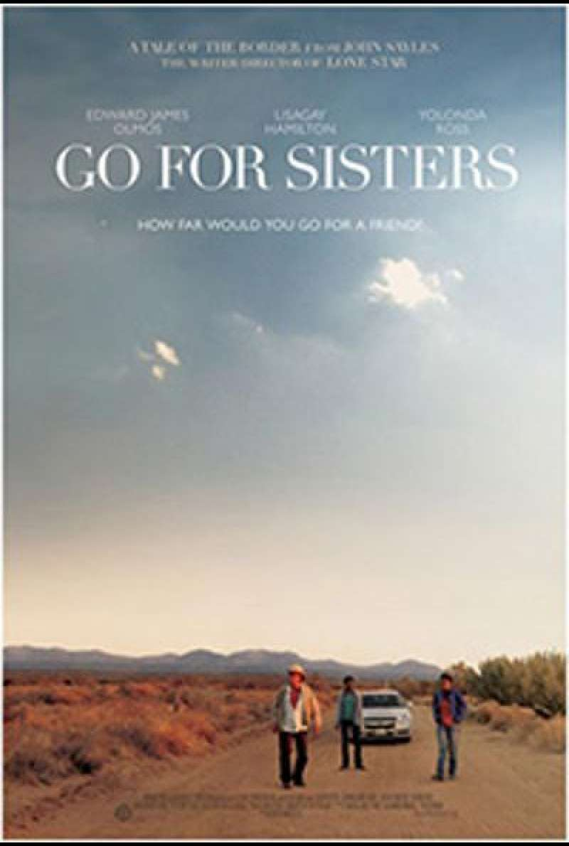 Go for Sisters - Filmplakat (US)