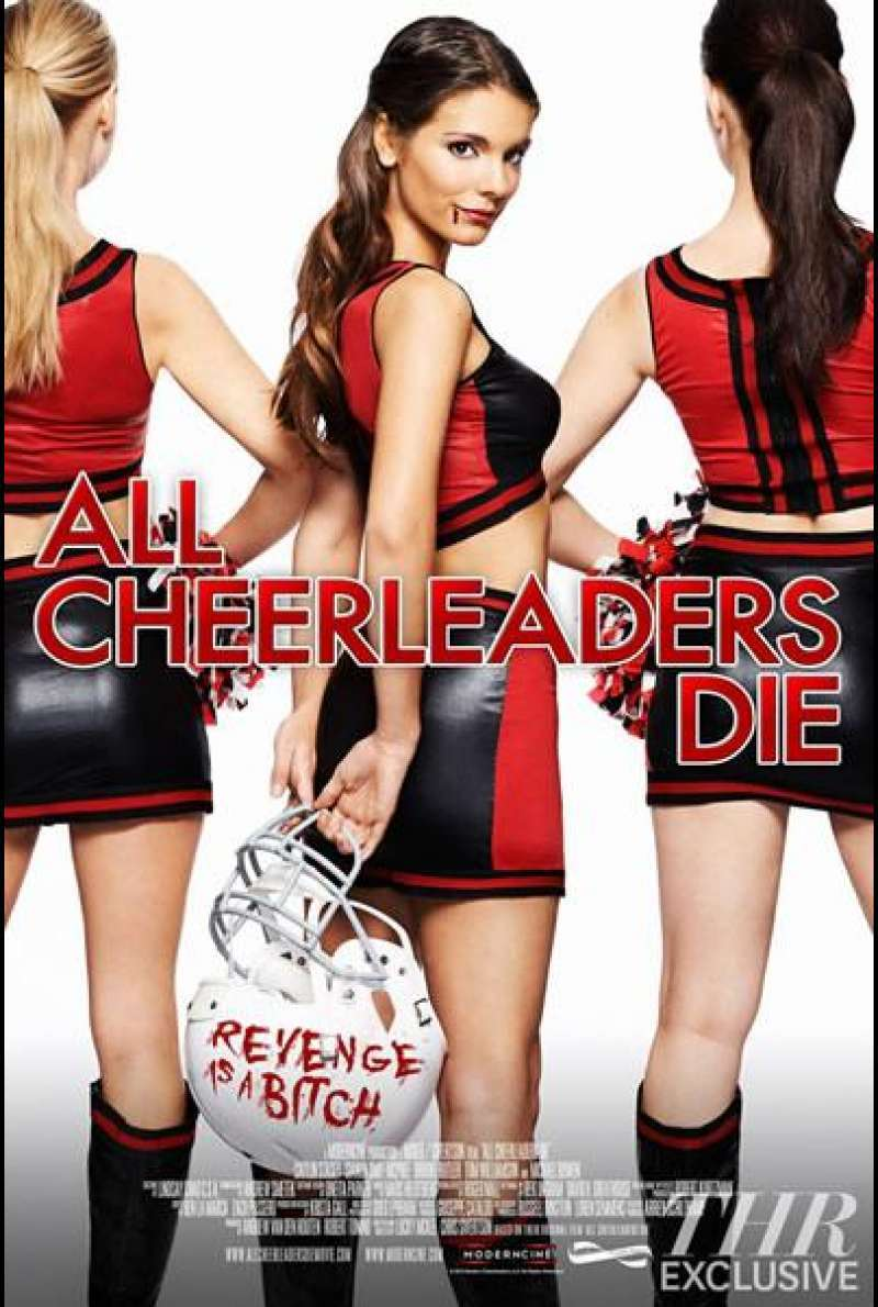All Cheerleaders Die - Filmplakat (US)