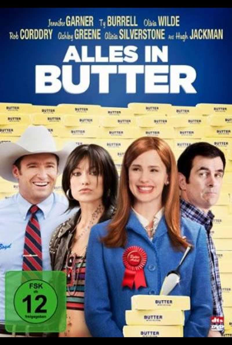 Alles in Butter - DVD-Cover