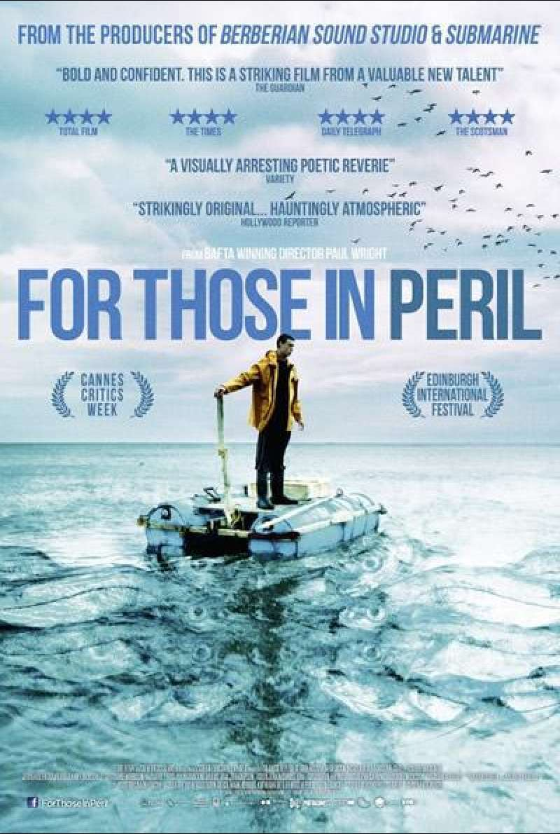 For Those In Peril - Filmplakat (GB)