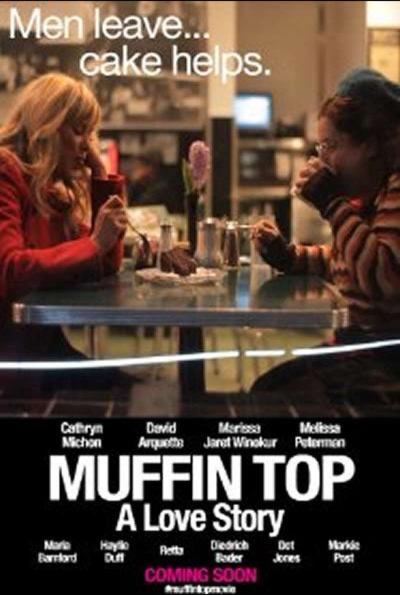 Muffin Top: A Love Story - Filmplakat (US)