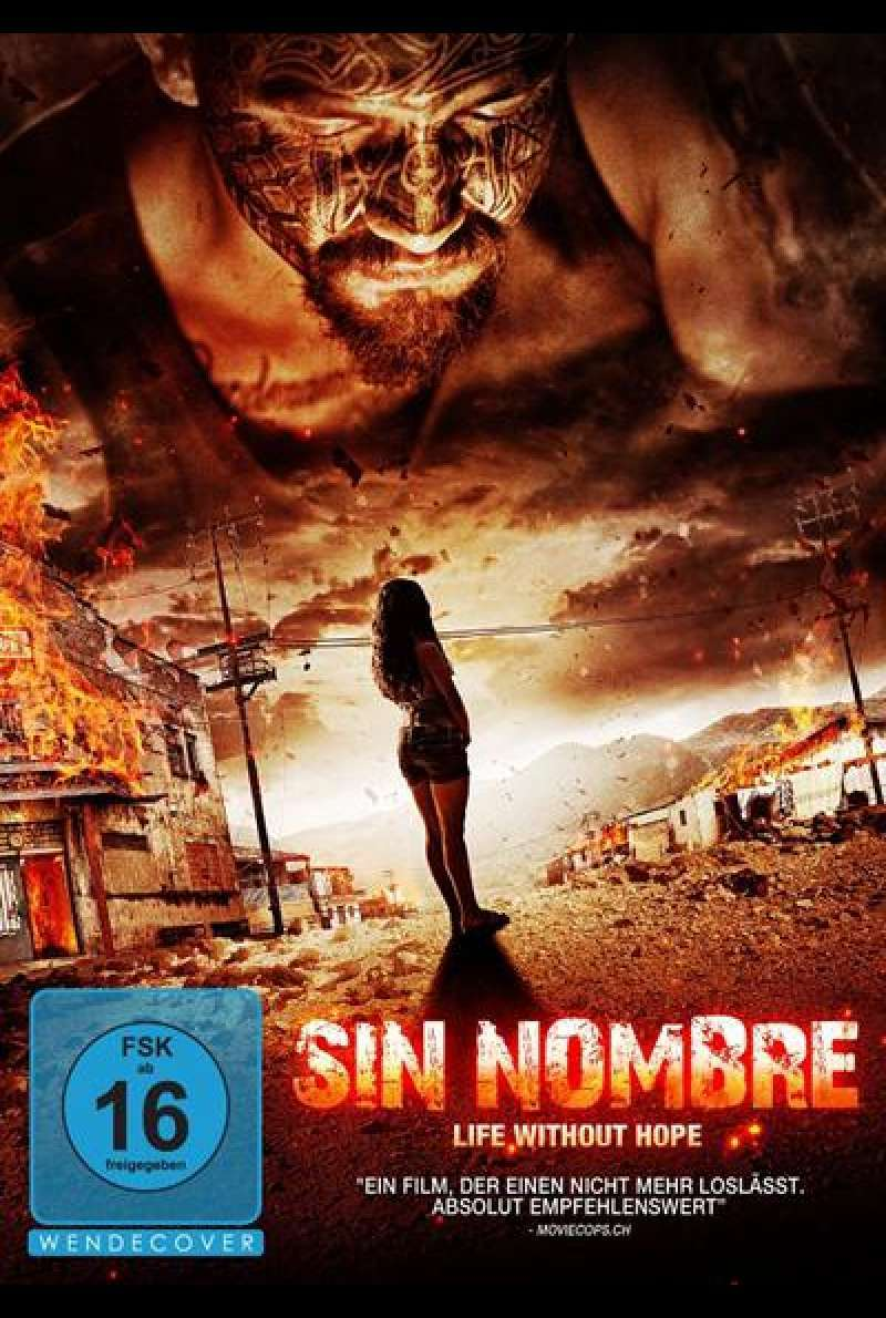 Sin Nombre - Life without Hope - DVD-Cover