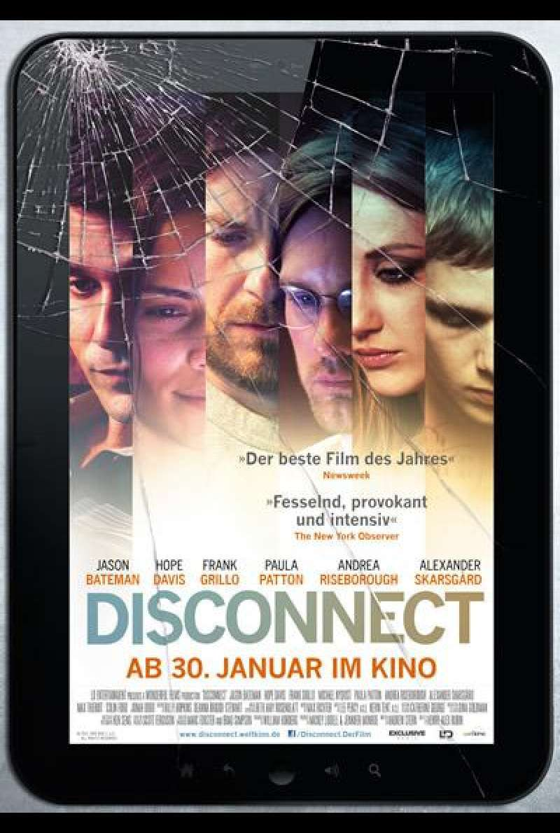 Disconnect - Filmplakat
