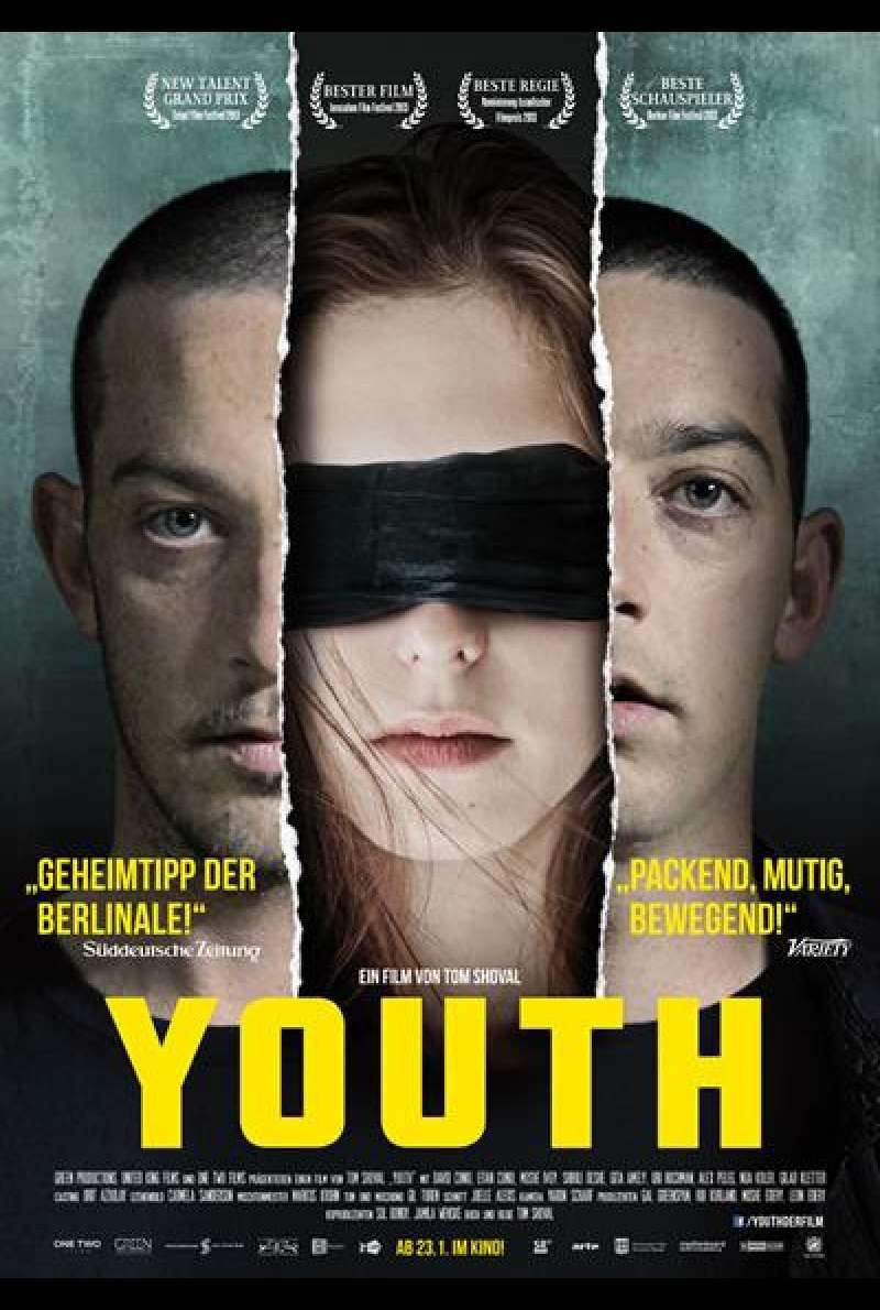 Youth - Filmplakat